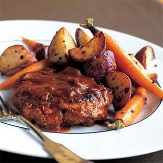 Salisbury Steak With Round Steak Recipes.