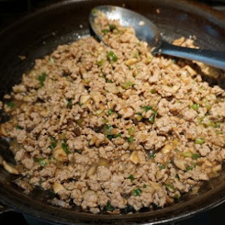 Minced Chicken And Pork Recipes