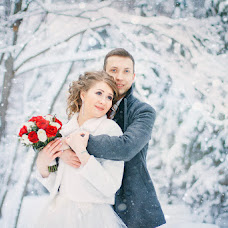 Wedding photographer Yulya Skvorcova (Lule4ka). Photo of 26.01.2018