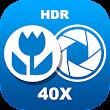Macro  Photography  Camera.  Live  40x  Zoom icon