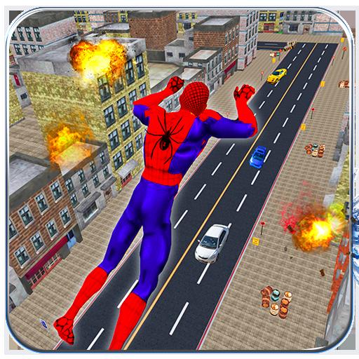 Spider Hero Super Spider Rescue Missions