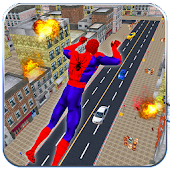 Spider Hero Super Spider Rescue Missions