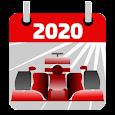 Racing Calendar 2020 (No Ads)