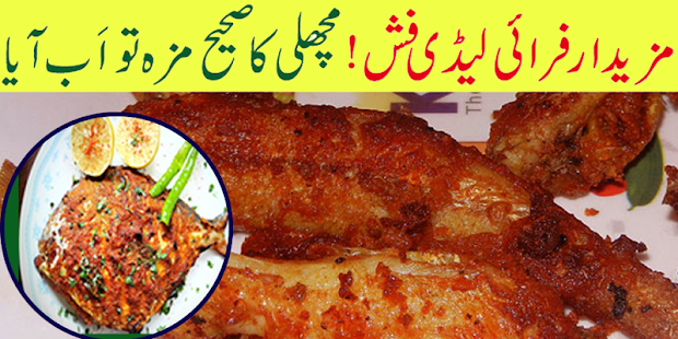 Fish Recipes in Urdu - náhled