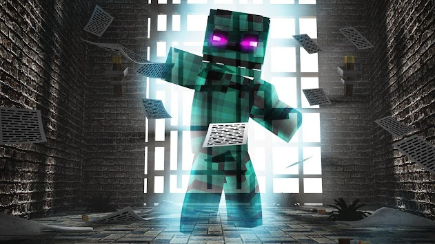 Download Horror Skins For MCPE Minecraft Pocket Edition APK Latest - Horror skins fur minecraft
