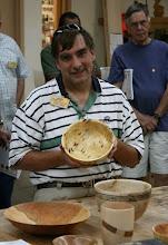 Photo: Tim Aley - box elder bowl.