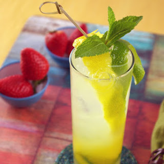 The Perfect Purée of Napa Valley Summer Cocktails.