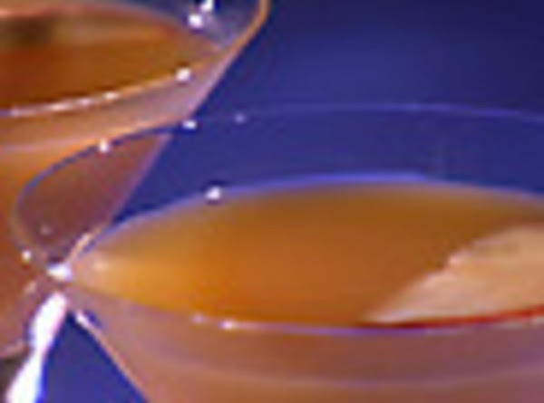 T's Style Peach Martini Recipe