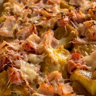 Cheesy Monte Cristo Casserole Recipe