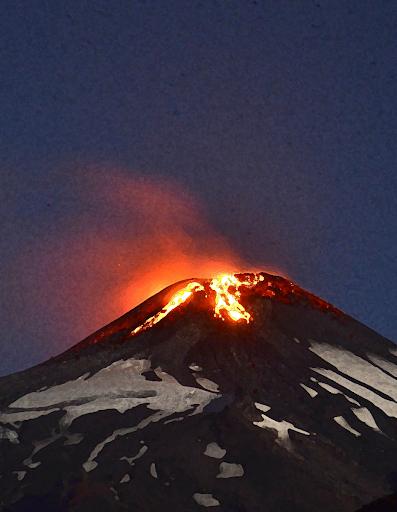 Volcano eruption sound effect download.