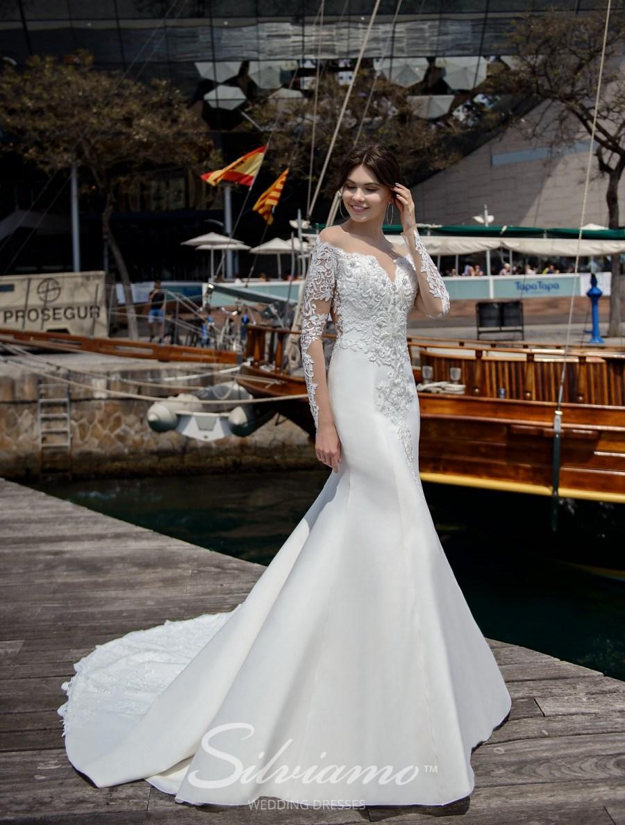Современные модели свадебных платьев оптом