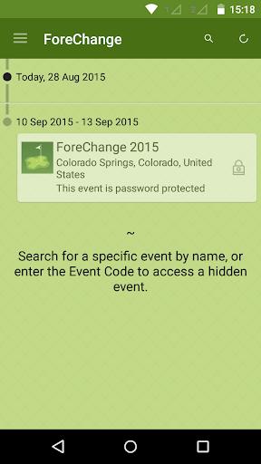 ForeChange