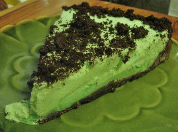 Elvis Presley's Grasshopper Pie Recipe