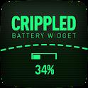 Crippled - Battery Widget icon