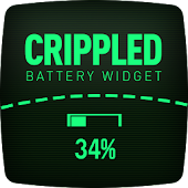 Crippled - Battery Widget