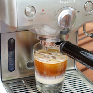 Lightened Up Vietnamese Iced Coffee
