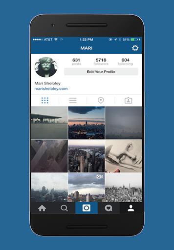 Lite for Instagram screenshot 4
