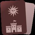タロットドリル -タロット占いのやり方、恋愛、仕事、運勢占い icon