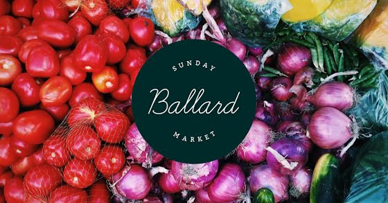 Sunday Market - Facebook Event Cover Template
