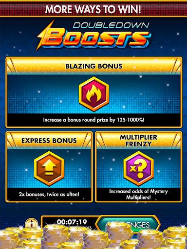 Casino Slots DoubleDown Fort Knox Free Vegas Games screenshots 16