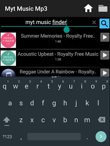 MYT music mp3 finder