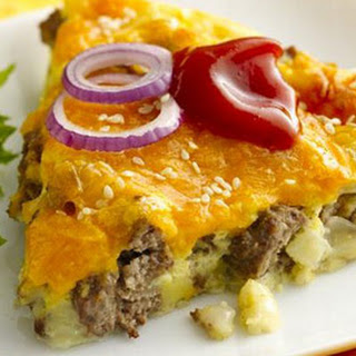 Ground Beef Eggs Cheese Recipes