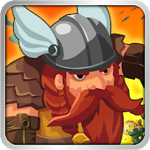 Castle Defense: Grow Army