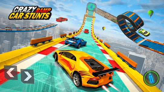 Mega Ramp Car Stunts – Extreme Car Racing Games 3D 2