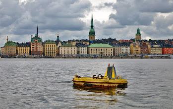 Photo: Stockholm, Sweden.