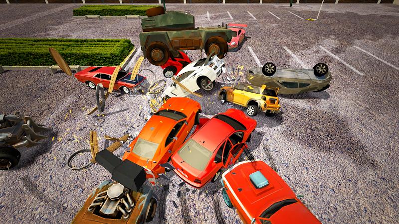 Derby Destruction Simulator Screenshot 3