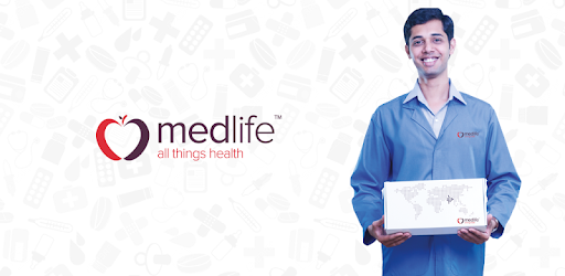 Medlife - All Things Health app (apk) free download for Android/PC/Windows screenshot