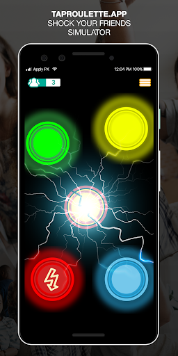 Tap Roulette Pro Shock My Friends Simulator: V! ++ screenshots 6