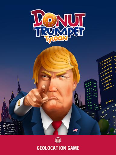 Donut Trumpet Tycoon Buy Property