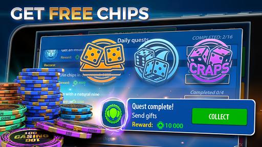 Vegas Craps by Pokerist 32.6.0 screenshots 3
