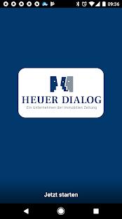 Heuer Dialog Veranstaltungen - náhled