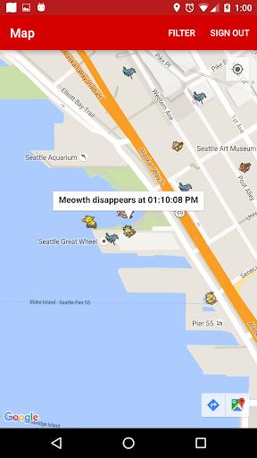 免費下載娛樂APP|PokeMap - Maps for Pokemon Go app開箱文|APP開箱王