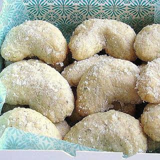 Polish Vanilla Cookies (Ciasteczka Waniliowe).
