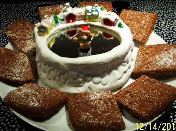 Chocolate Shortbread (holiday Cookies) Recipe