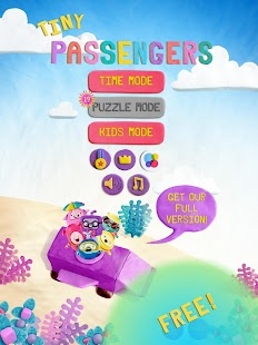 Tiny Passengers (free version)- screenshot thumbnail