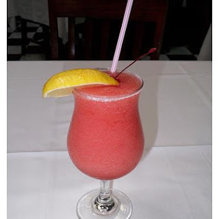 Strawberry-Banana Margarita