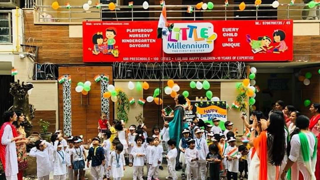 Little Millennium Pre-School, Sector 8, Dwarka – New Delhi - Preschool in  New Delhi