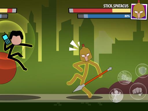 Mask of Stick: Superhero 1.0.4 screenshots 15