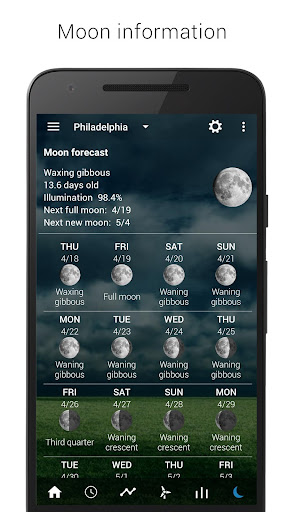 3D Flip Clock & Weather 5.77.0.2 screenshots 15