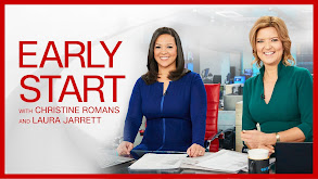 Early Start With Christine Romans and Laura Jarrett thumbnail