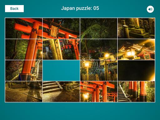 Japan Sliding Jigsaw 1.1.0 screenshots 3