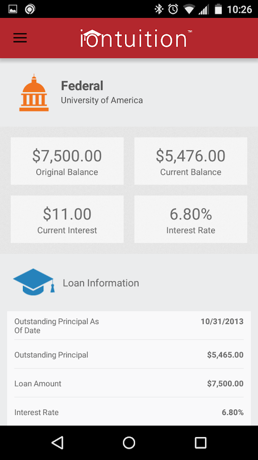 iontuition- screenshot
