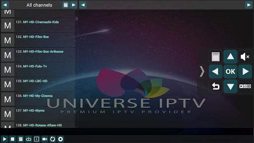 Universe TV Final screenshots 6