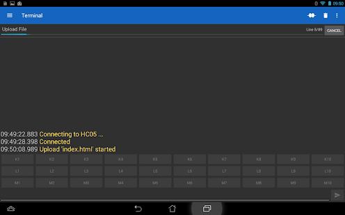 Serial Bluetooth Terminal for PC / Windows 7, 8, 10 / MAC