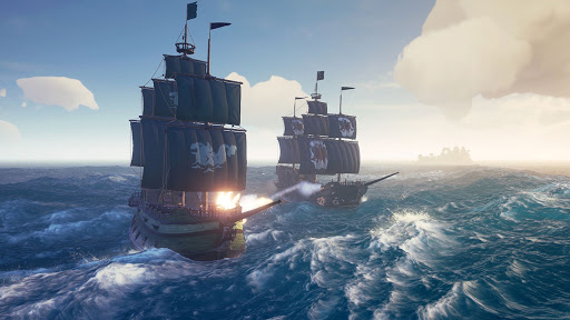 Get ready for high seas shenanigans as Sea of Thieves sets sail for Steam