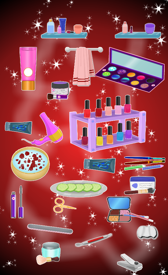 Beauty makeup and nail salon android apps on google play for A nail salon game